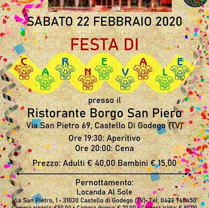 3VENAT – Festa di Carnevale