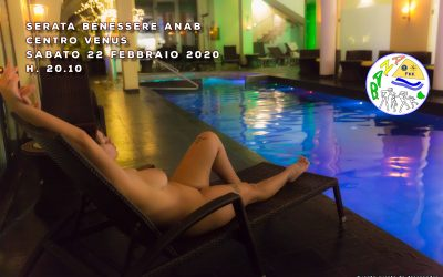 ANAB – Serata Spa – sabato 22 febbraio 2020