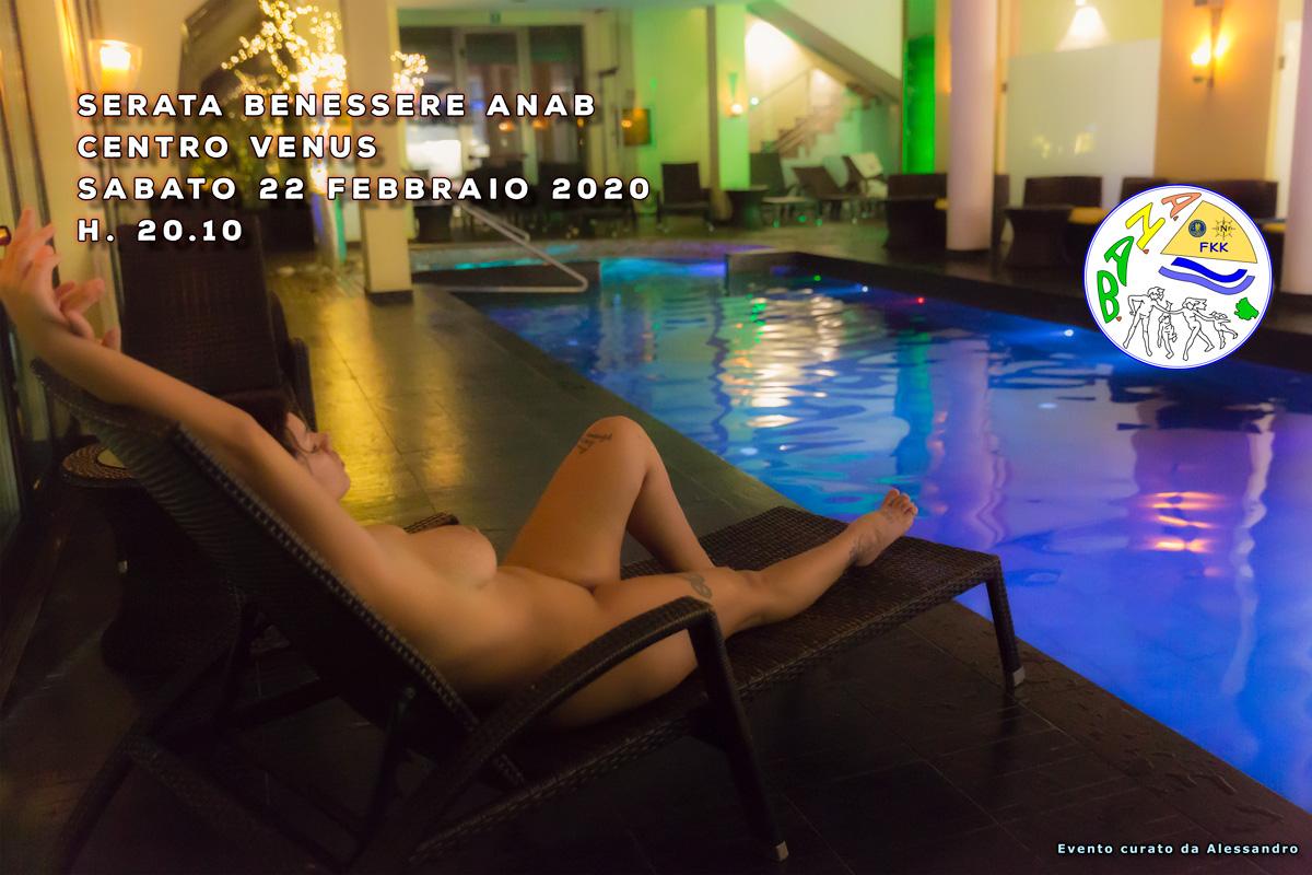 ANAB - Serata Spa – sabato 22 febbraio 2020  - Fenait