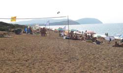 Spiaggia naturista Nido dell'Aquila